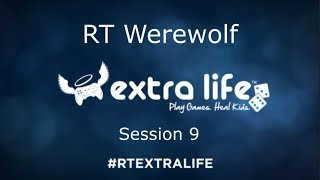 RT Extra Life 2017 - RT Werewolf