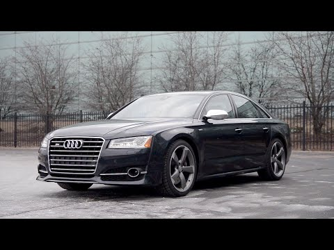 2015 Audi S8 4.0T Quattro - WR TV Walkaround
