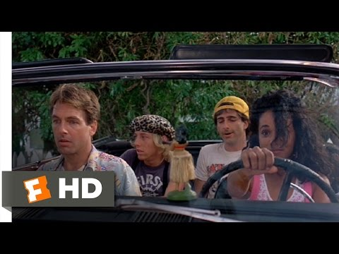 Summer School (5/10) Movie CLIP - Driving Lessons (1987) HD