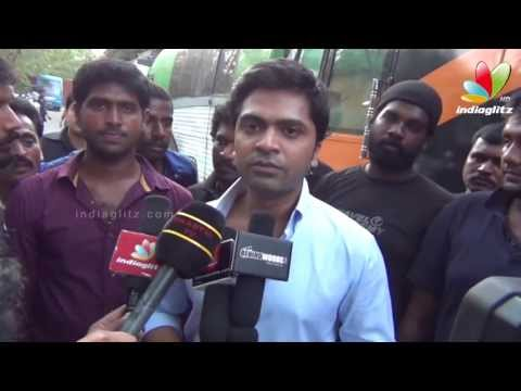 STR and Vedhika at 7up Pattalam 2013 | Allu Arjun, Puneeth Rajkumar, Simbu | Dance