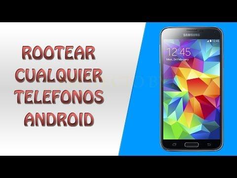 Rootear cualquier telefono Android en 5 minutos