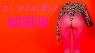 St Vincent Masseduction English Spanish