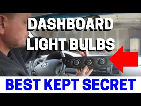 toyota dash light replacement submited images. Black Bedroom Furniture Sets. Home Design Ideas