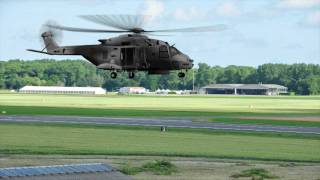NH-90 Helicopter animation - 40 Squadron - Koksijde Airbase.mpg