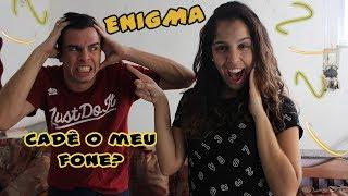 SUMI COM UMA COISA DO MEU IRMÃO- ENIGMA- Stephany de Sá
