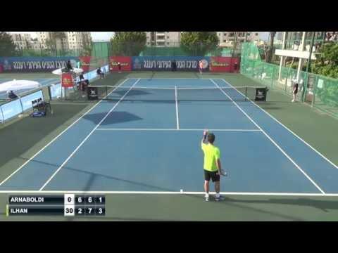Marsel Ilhan - Andrea Arnaboldi (Israel Open 2015)