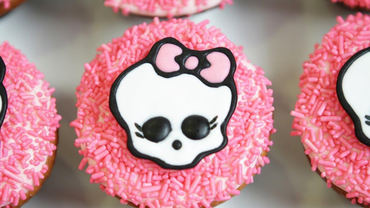 Monster High Cake Pop Ideas