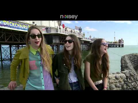 Haim On Snogging Dudes In Brighton - Noisey Meets Haim, #17