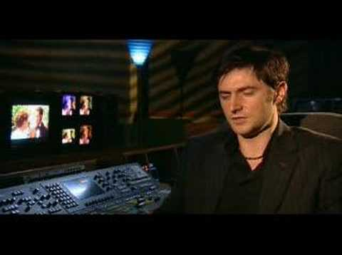 North & South (Interview With Richard Armitage) Part 1