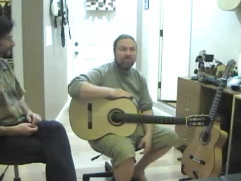 Flamenco-Lessons Webcast 4-24-09 Glenn Canin part 4