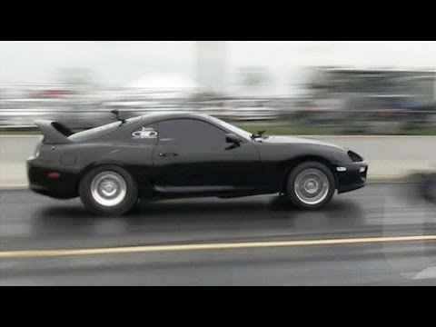 Scary Fast Supra - Uncontrollable - TX2K12