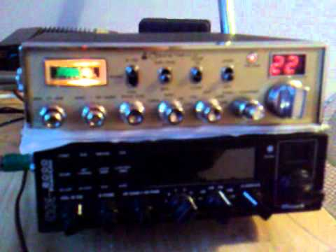CB Radio: Cobra 148 GTL DX MK2 - Radio Check