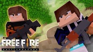 Minecraft: ESTAMOS NA FINAL !!! - FREE FIRE TORNEIO 🏆 #02 ‹ BRUNINHO ›