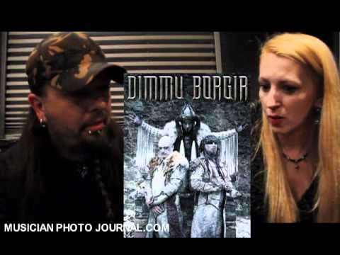 MPJ Interview - Dimmu Borgir