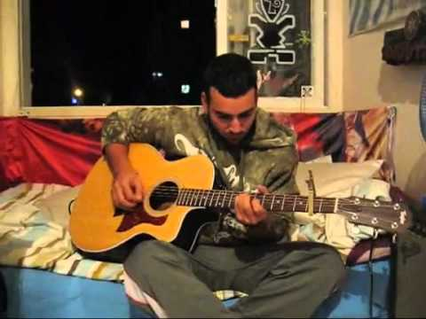 Trace Bundy - Patanga best guitar cover