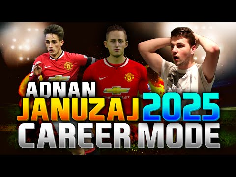 FIFA 15 | ADNAN JANUZAJ IN 2025!!! (CAREER MODE)