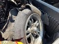How To Repair a Tire Blowout on an RV Travel Trailer  - Part 1