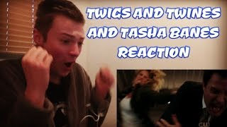 SUPERNATURAL - 12X20 TWIGS & TWINE & TASHA BANES REACTION