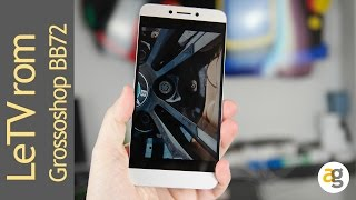 LeTV 1S rom BB72 ita | flash review
