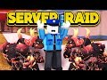 INSANE JAILBREAK SERVER RAID! (ROBLOX Jailbreak)