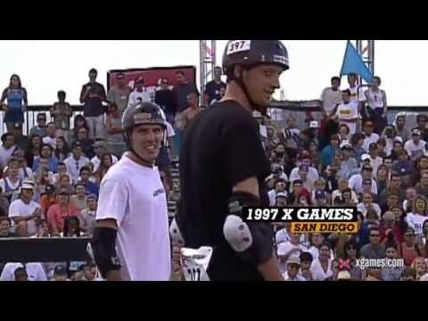Tony Hawk & Andy MacDonald - X Games Most Dominant
