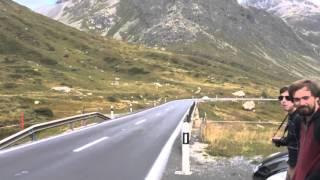 Porsche 911 RSR drive by Alps