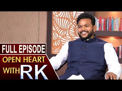 Open Heart With RK - Full Episode | TDP MP Ram Mohan Naidu Special Interview | ABN Telugu