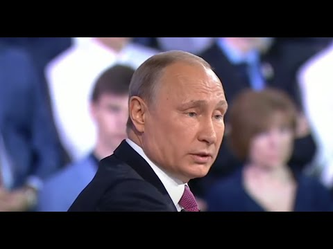 Putin: Exchanging Insults With Trump 'Worst Path', Cooperation Needed