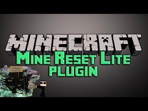 MineResetLite Bukkit Plugin Minecraft 1.7.4 | German| | Tutorial |