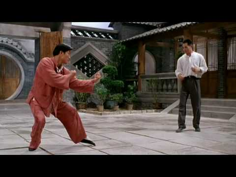 Jet Li VS Wu Shu Master