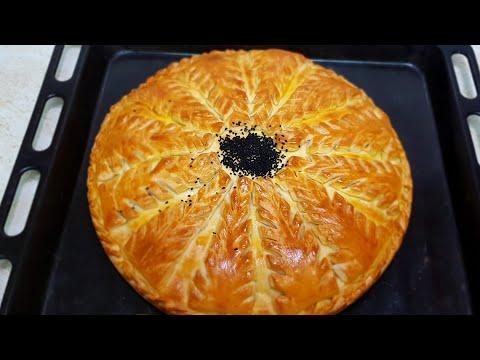Вкусный Пирог для всей семьи!  Маззали Пирог хамма учун!