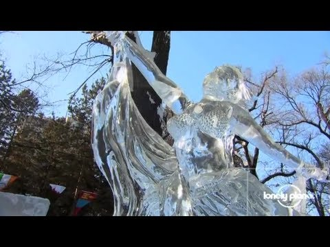 Harbin International Ice and Snow Festival (Travel Video 2012)