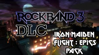 Rock Band 3 DLC - Flight of Icarus by Iron Maiden Expert Full Band