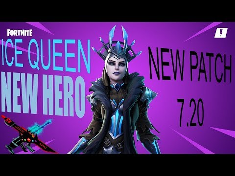 Fortnite ❄ Ice Queen &; Ice King Frostnite ❄ Save The World Live 🔴 Support A Creator ID Jasonking5 MP3