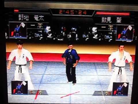 Ryuta Noji vs. Hajime Kazumi - Ichigeki Hagane no Hito Image 1