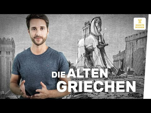 Antikes Griechenland erklärt I Geschichte