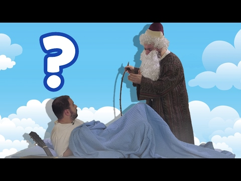 İlginç - Ak Sakallı Dede Melih'e Ne Dedi?