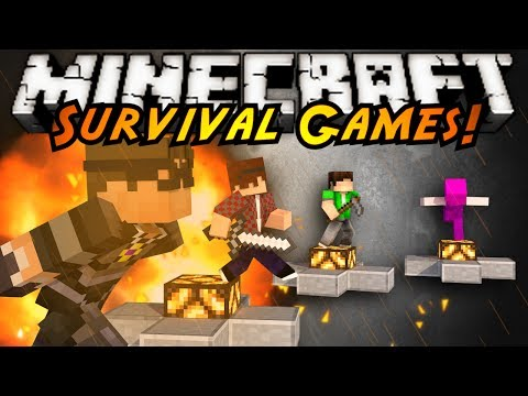 Minecraft Sky Network Survival Games : INSANE KILLING SPREE!