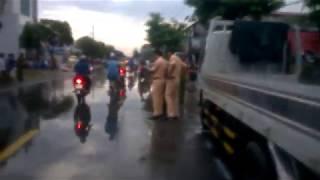 Tai nạn giao thông ở Càng Long Trà Vinh
