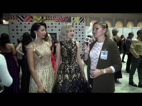 Интервью на Moscow Fashion Week 2019  -  Модели Анастасия  и  Виктория