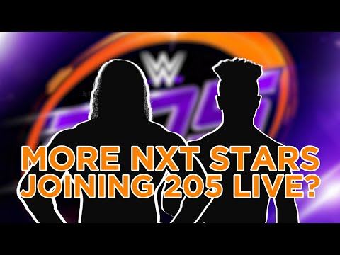 More NXT Stars Joining 205 Live?