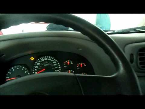 2005 Chevy TrailBlazer Overview(Start Up. Rev. Tour)
