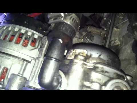 Bmw E46 330 E39 530 Power Steering Pump Removal How To