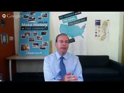 Back from Israel: J Street on the current crisis