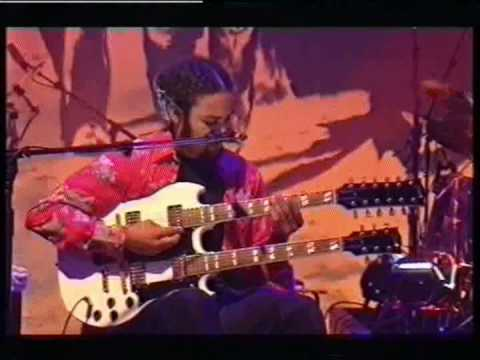 Ben Harper & The Innocent Criminals - Burn To Shine Live