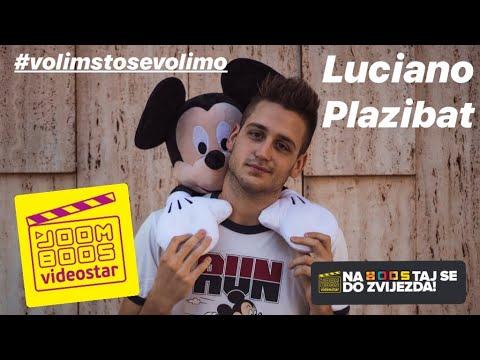 PRIJAVA ZA JOOMBOOS VIDEOSTAR | Luciano Plazibat