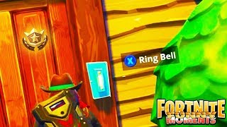 Fortnite Moments | RING THE DOORBELL TROLLING !!! Fortnite Funny WTF Fails and Epic Moments