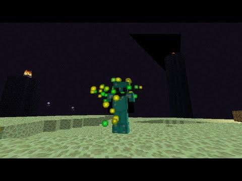 Ciencia en Minecraft. Experiencia del Ender Dragon