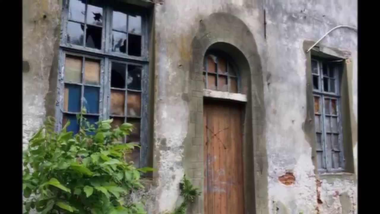 16th Century Mansion Abandoned 16th Century Mansion