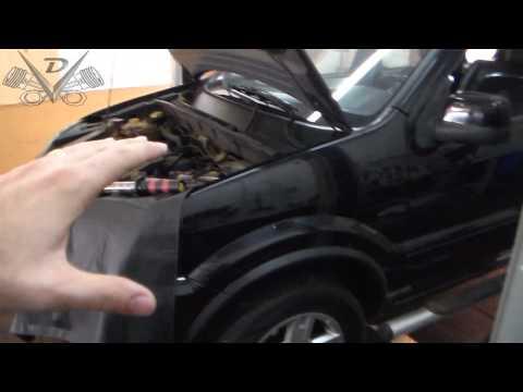 Oficina Mecânica - 24-04-2014 - Ford Ecosport 1.6 8v. Zetec Rocam Flex 2006